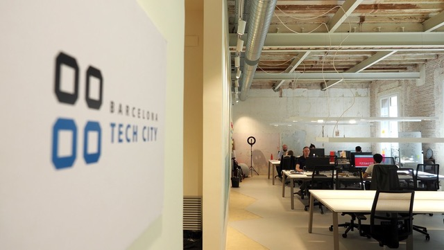 """Barcelona inaugurates Pier 03, the second """"home for startups"""""""